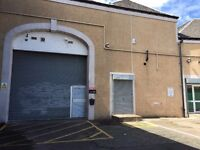 Industrial Warehouse workshop to let central Dundee £650pcm