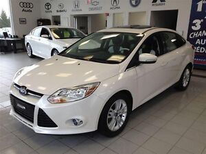 2012 Ford Focus SEL CUIR/TOIT/MAGS/29 000 KM !!