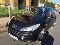 2007 Peugeot 307 1.6 HDi Sport 5dr Full 1 Years MOT
