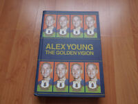 ALEX YOUNG - THE GOLDEN VISON - BIOGRAPHY BY DAVID FRANCE