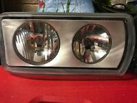 Iveco headlight