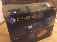 HP Deskjet 3050 colour printer with scanner