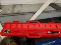 teng tools torque inch torque bar 3492ag-e