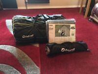Tent - Outwell Redmond 500 with extras
