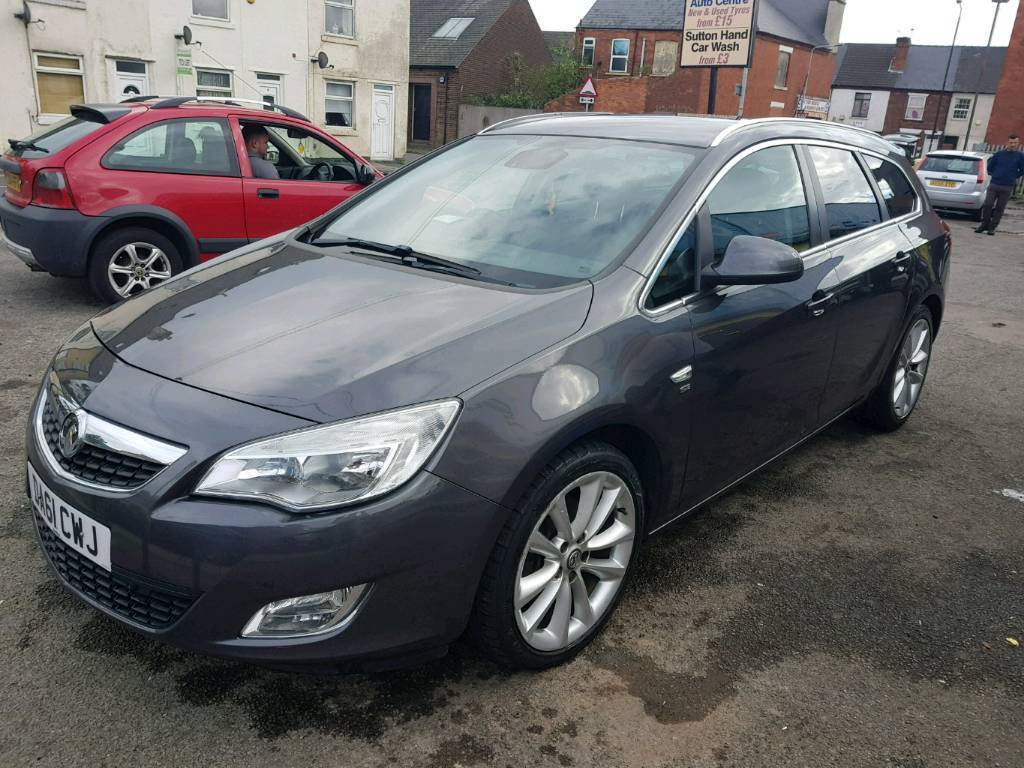 REDUCED!!! Vauxhall Astra 2.0 diesel re-mapped