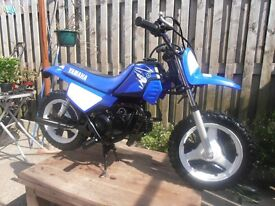 YAMAHA PW50 2011 MODEL AS NEW MINT CONDITION