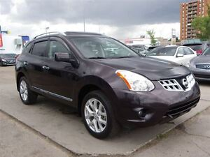 2013 Nissan Rogue SL AWD|NAVI|SURROUND CAMERA|LEATHER|SUNROOF