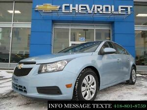 2012 CHEVROLET Cruze LT Turbo, AUTOMATIQUE