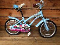 Girls Bike - Apollo Cherrylane, suitable for ages 5-8