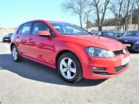 image for 2016 66 VOLKSWAGEN GOLF 1.6 TECH MATCH EDITION TDI BMT 5d 109 BHP CALL 01224774455