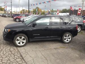 2014 Jeep Compass Sport/North * AWD * LEATHER London Ontario image 4