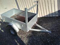 Car trailer bronnis 5x3