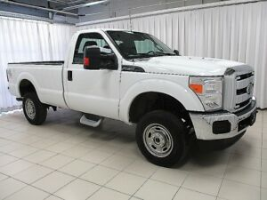 2016 Ford F-250 SUPERDUTY 4x4 2DR 3PASS