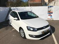 2011 Volkswagen Polo 1.2 Bluemotion, Park Assist, Air Con, Low Mileage 3 Month Warranty
