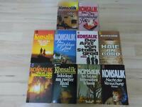 Bücher Konsalik – je Buch 0,50 Cent Nordrhein-Westfalen - Wesel Vorschau