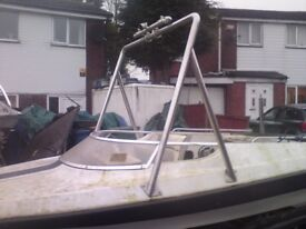 BOAT WAKEBOARD TOWER