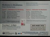 Transform Your Life with Meditation & Mindfulness - Weekly Classes in Southbourne, Bournemouth