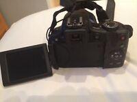 Canon Powershot SX50 HS camera.