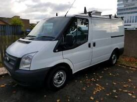 2012 Ford Transit 100 t260 NO VAT 6 speed fwd swb 1 owner full history mot 2018