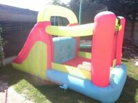 Hy-Pro Multifunctional 14ft Bouncy Castle with slide