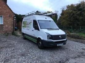 2011 VW Crafter CR35 Mwb Semi Hi-Top