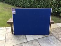 Large and small pin board SSTC