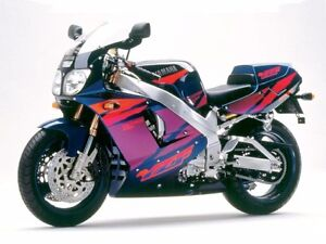 YAMAHA YZF750 R/SP GENESIS SERVICE , Owner's & Parts Manual CD - Gdynia, Polska - YAMAHA YZF750 R/SP GENESIS SERVICE , Owner's & Parts Manual CD - Gdynia, Polska