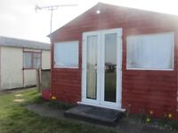 Holiday chalet to let, dog friendly, Leysdown Isle of Sheppey Kent