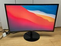 Samsung 27-inch Curved LED Monitor (C27F390) - £140