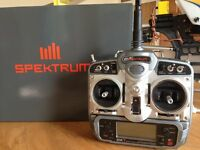 Never Used - SPEKTRUM 2.4GHz DSM 7 Aircraft & Helicopter Channel Controller