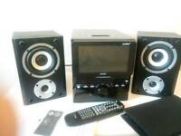 Tv/dvd/mp3/ipod system
