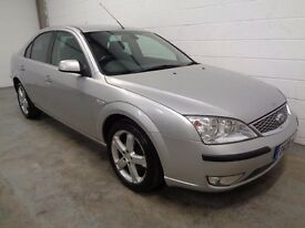 FORD MONDEO DIESEL TITANIUM , 2006 , ONLY 69000 MILES + FULL HISTORY , YEARS MOT , FINANCE, WARRANTY