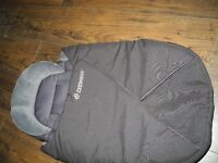 Maxi Cosi footmuff for carseat or pram