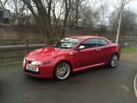 Alfa Romeo GT 1.9JTD 9 months MOT, private reg plate included,