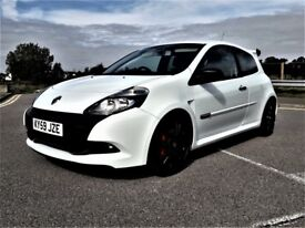 2010 (59) RENAULT CLIO RS 200 CUP (FULL- FAT) FSH + CAMBELT KIT -197-182-172