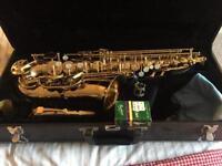 Saxophone Alto Blessing
