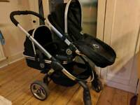 iCandy Peach Blossom Twin-Buggy