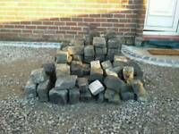 *reduced* Granite blocks