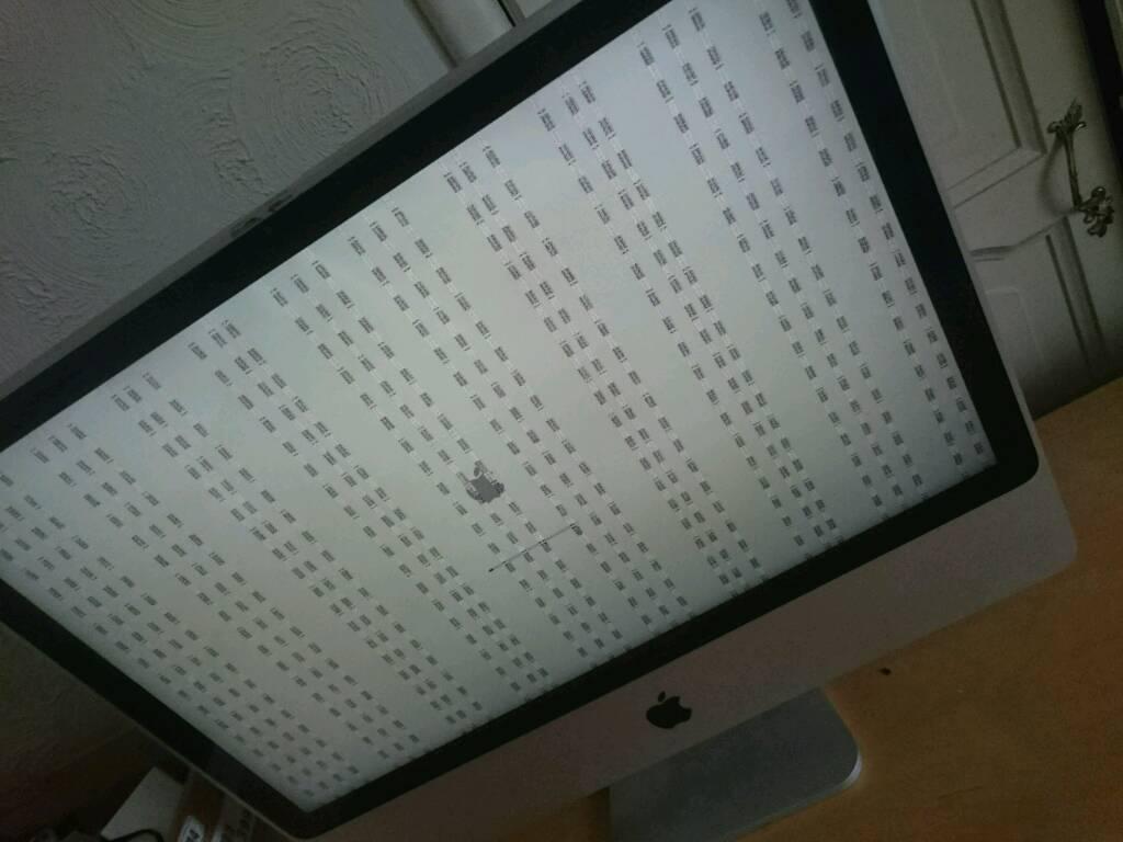 2008 Apple iMac