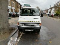 IVECO DAILY RECOVERY 2.8CC MOTJULY LEZ COPLIANT WORKS COOKING OIL