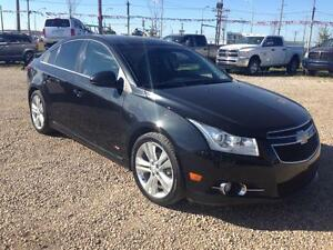 2012 Chevrolet Cruze 0 DOWN,0 PAY. UNTIL MARCH 2017 Edmonton Edmonton Area image 2