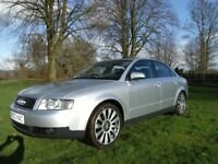 Audi A4 1.9 tdi 130hp, loaded with extras