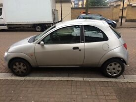 2007 FORD KA CENTRAL LOCKING-ELECTRIC MIRROR-WINDOW--£750