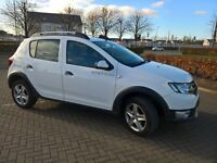 "2015 DACIA SANDERO STEPWAY. ""EXCELLENT CONDITION/HPI CLEAR """