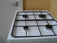 Gas cooker ans oven, Gril In excellent condition in working order one knob does not tun