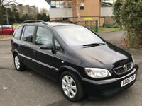 Vauxhall Zafira 2.0 diesel 05 reg 7 seater family car (READ ADVERT)