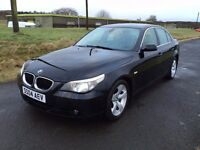 2004 BMW 5 SERIES 530D SE AUTO BUSINESS - YEARS MOT - LOW MILEAGE 83K - DIESEL - M SPORT I DRIVE