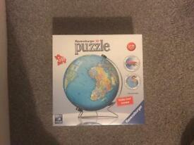 Ravensburger 3D Puzzle | BRAND NEW | Earth Globe