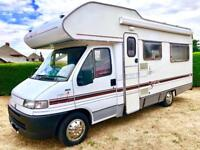 "Fiat Ducato 2.5 TD 14 Swift Royal 610 LWB ""Low Miles 52K"""