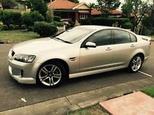 2007 Holden Commodore SV6 SPORTS MK II Series II LONG REGO Low Ks Meadowbank Ryde Area Preview